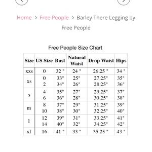 Free People Pants - Free People Movement Barely There Leggings